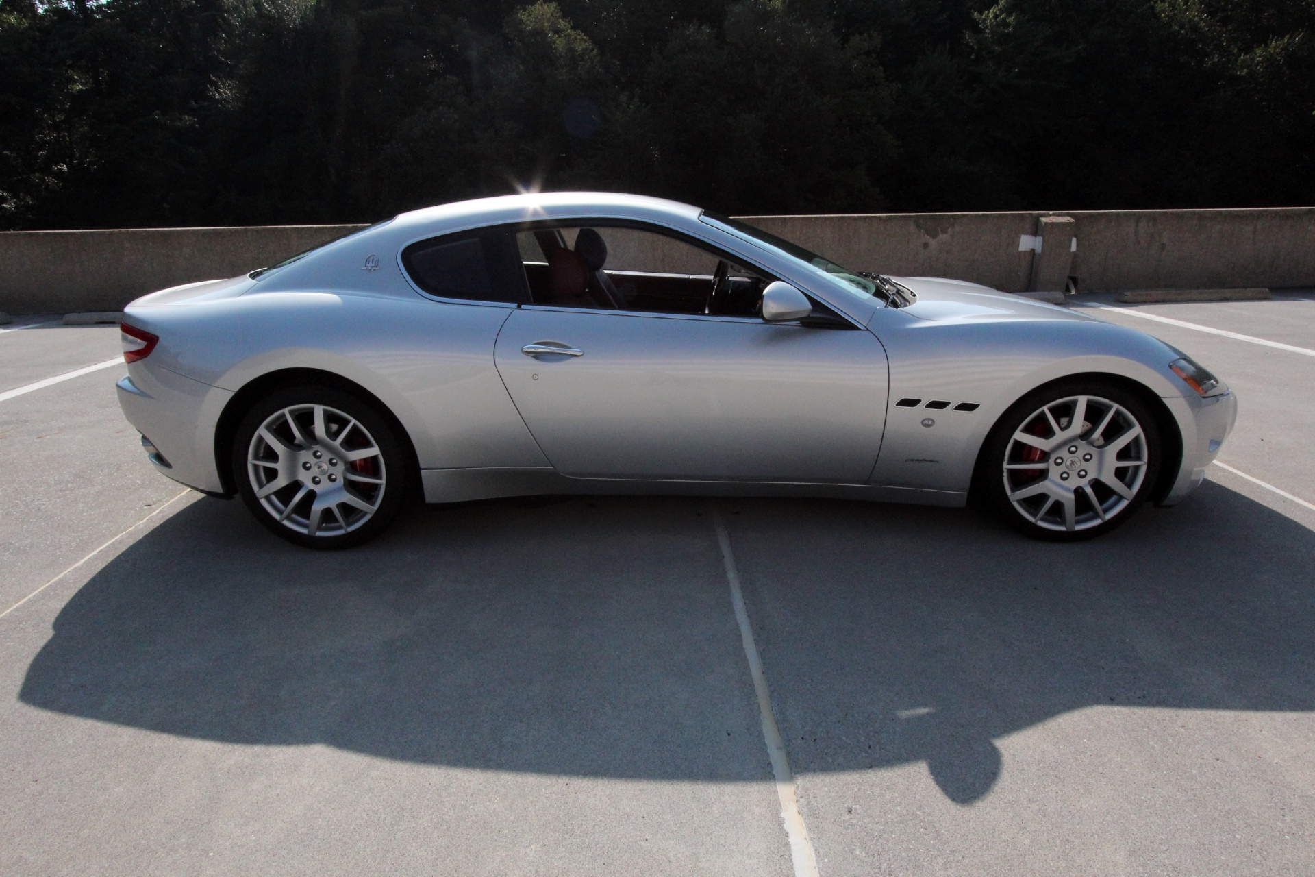 2008 maserati granturismo stock p041870 for sale near. Black Bedroom Furniture Sets. Home Design Ideas