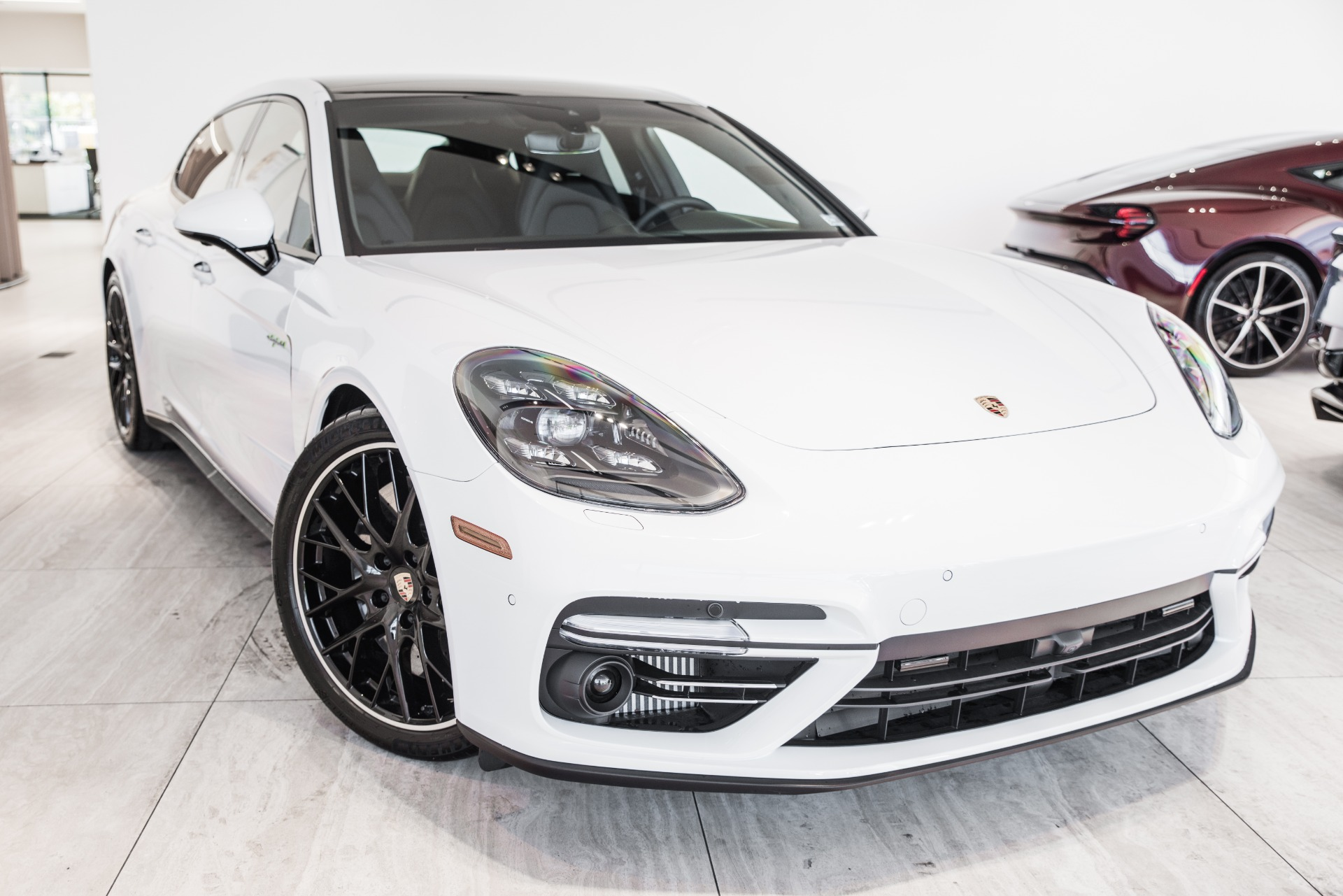 Porsche Dealers In Va >> 2018 Porsche Panamera Turbo S E Hybrid Executive Stock