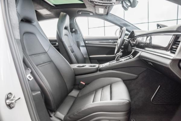 Used 2018 Porsche Panamera Turbo S E-Hybrid Executive | Vienna, VA