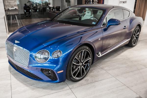 Used 2020 Bentley Continental GT V8 | Vienna, VA