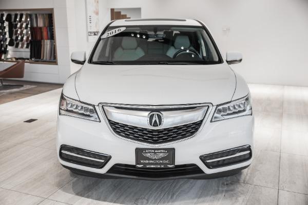 Used 2016 Acura MDX  | Vienna, VA