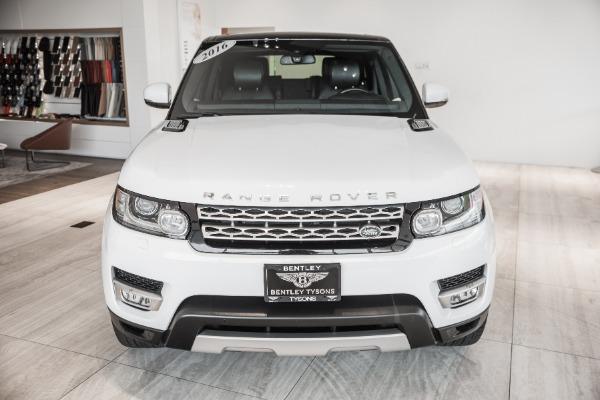 Used 2016 Land Rover Range Rover Sport HSE | Vienna, VA