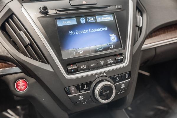 Used 2017 Acura MDX SH-AWD w/Tech | Vienna, VA