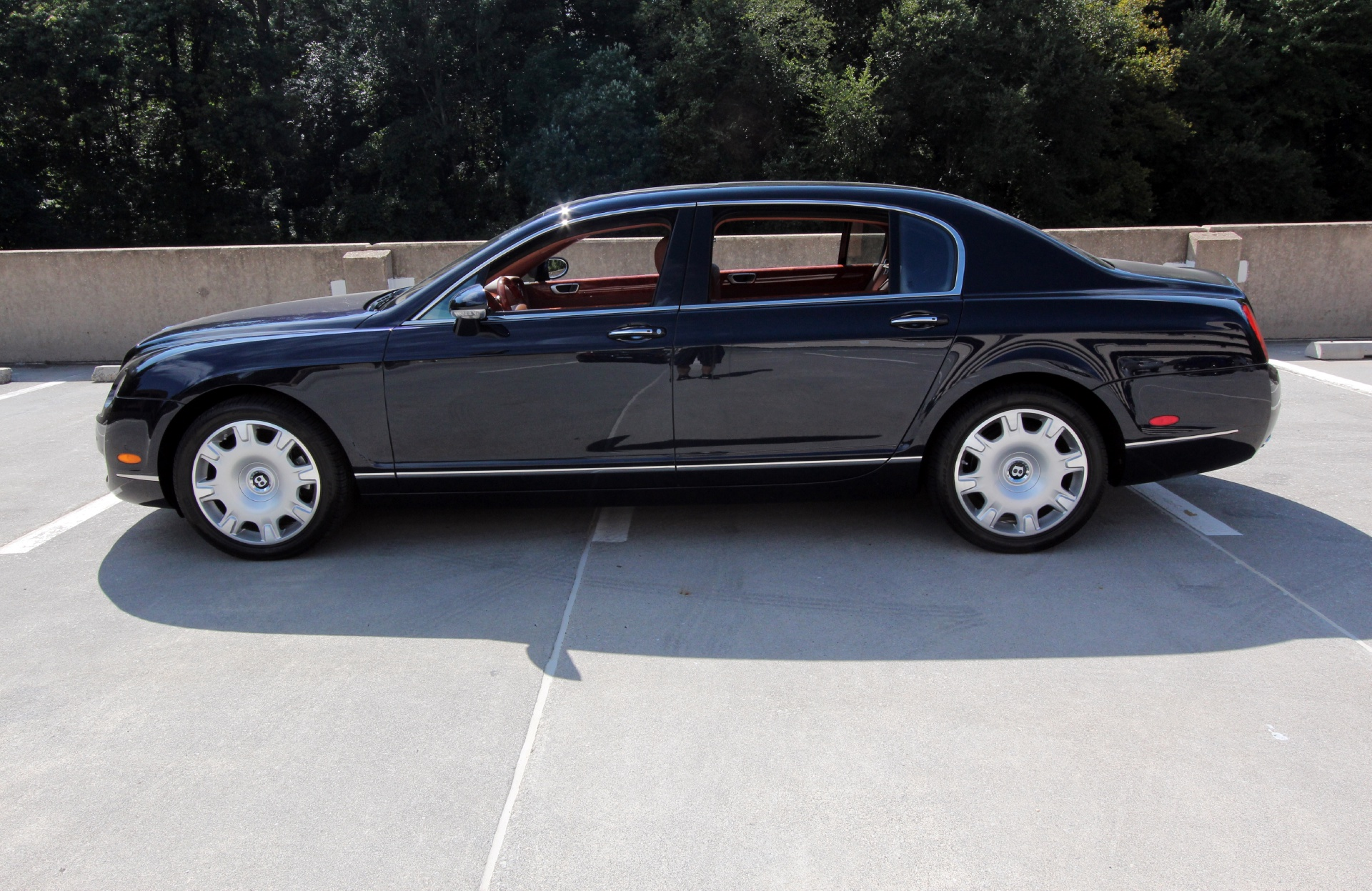 2006 bentley continental flying spur stock # p033753 for sale near