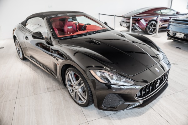 Used 2018 Maserati GranTurismo Convertible  | Vienna, VA