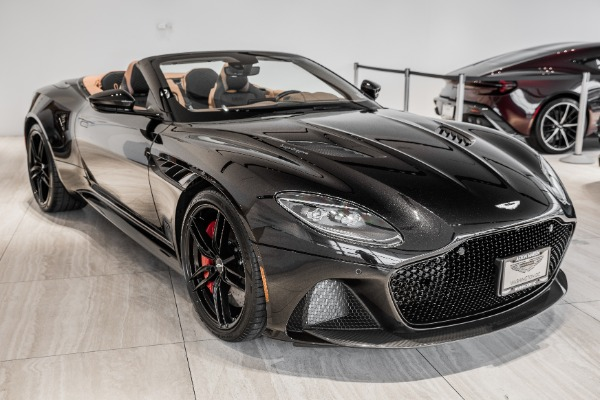 New 2020 Aston Martin DBS Superleggera | Vienna, VA