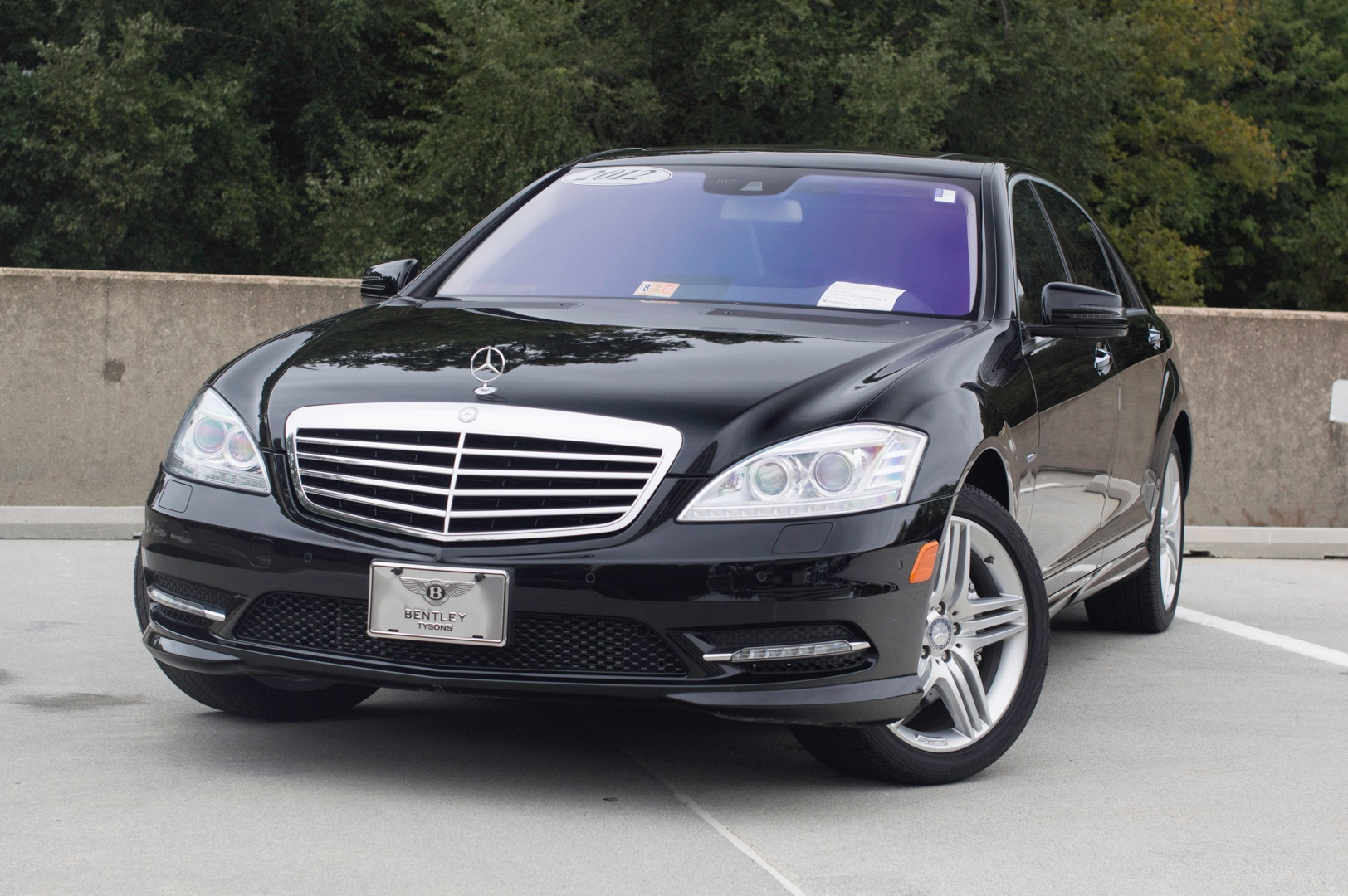 2012 mercedes benz s550 4matic s550 4matic stock p454190 for sale near vienna va va. Black Bedroom Furniture Sets. Home Design Ideas