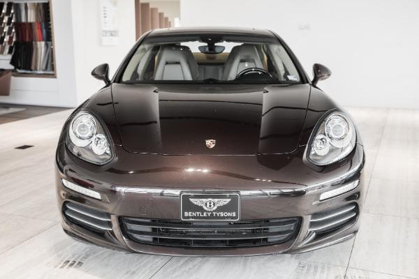 Used 2015 Porsche Panamera 4   Vienna, VA