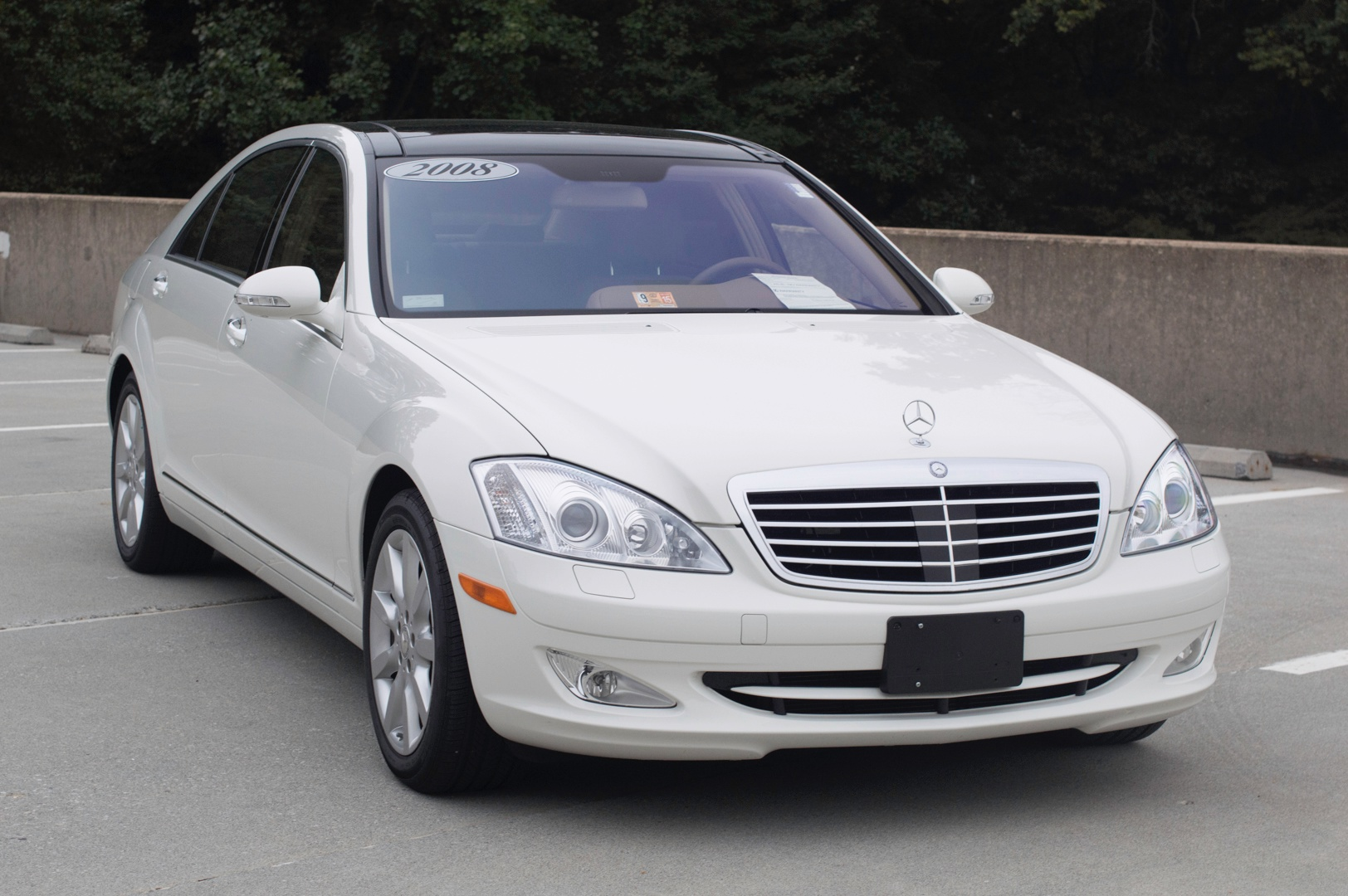 2008 mercedes benz s class s550 4matic stock p182472 for for Mercedes benz lynchburg va