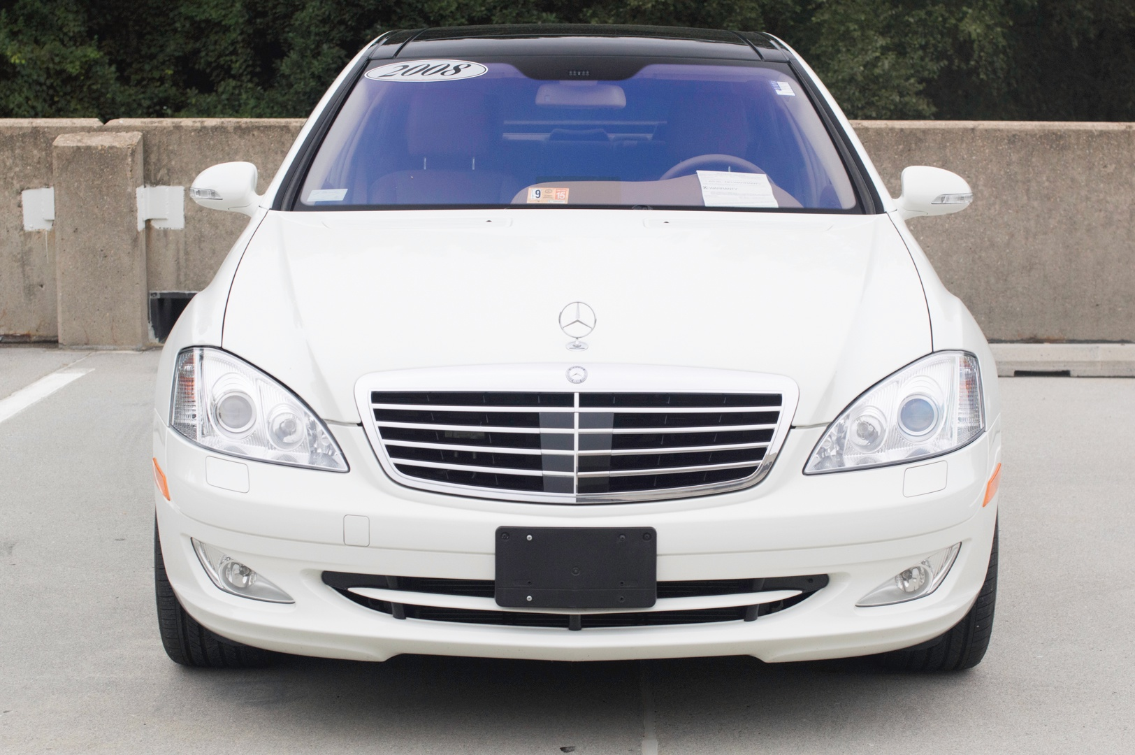 2008 mercedes benz s class s550 4matic stock p182472 for for Mercedes benz dealer in va