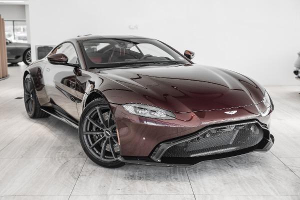 Used 2020 Aston Martin Vantage-Vienna, VA