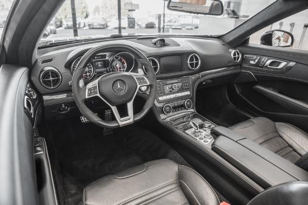 Used 2016 Mercedes-Benz SL AMG SL 63 | Vienna, VA