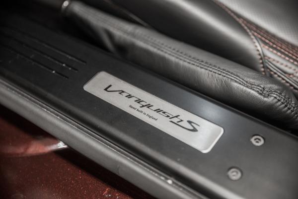 Used 2018 Aston Martin Vanquish Volante | Vienna, VA