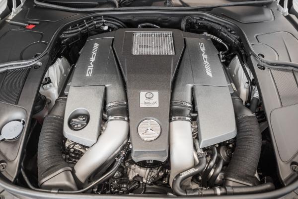 Used 2015 Mercedes-Benz S-Class S 63 AMG   Vienna, VA