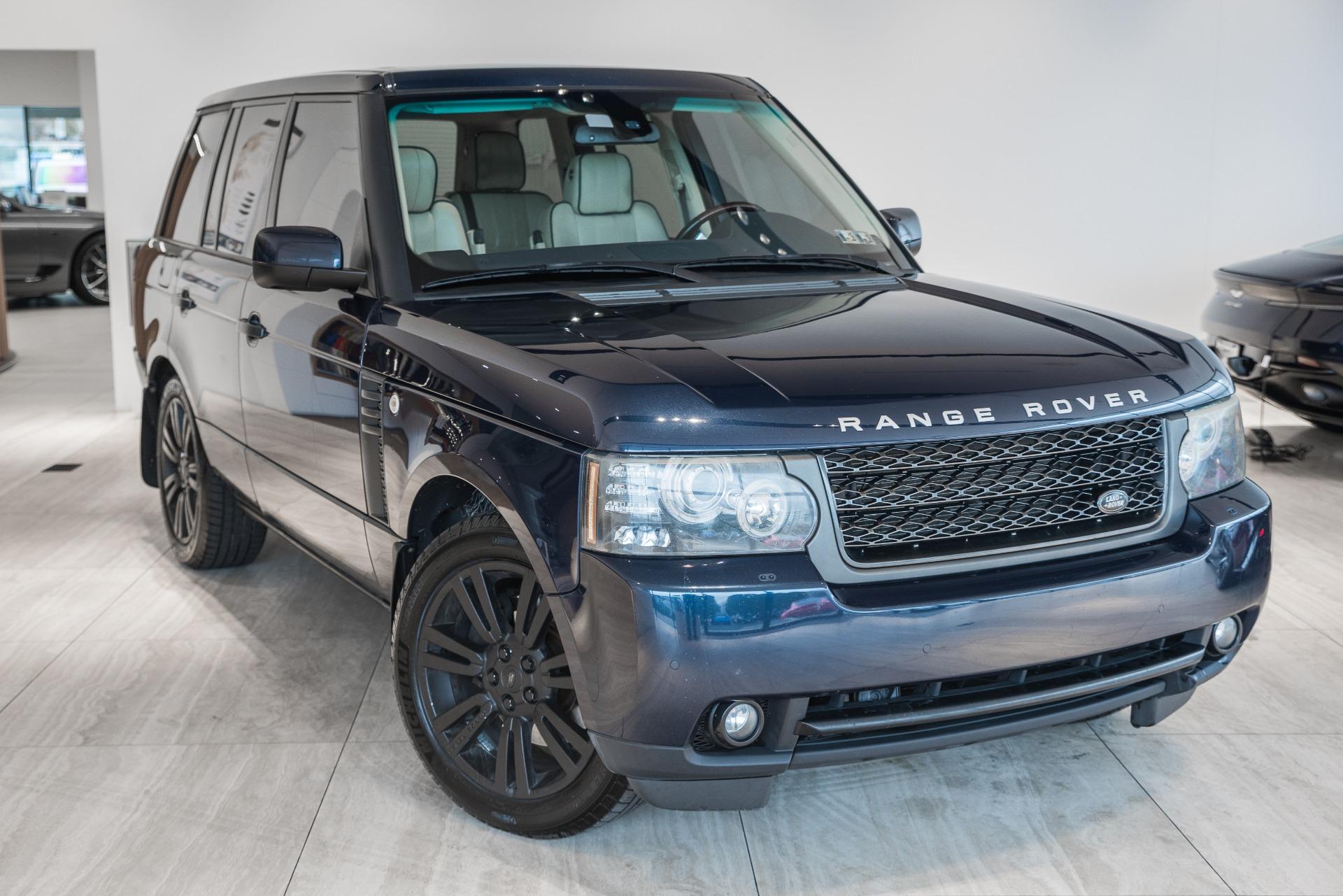 Used 2011 Land Rover Range Rover HSE | Vienna, VA