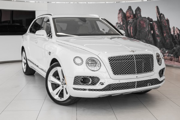 New 2020 Bentley Bentayga-Vienna, VA