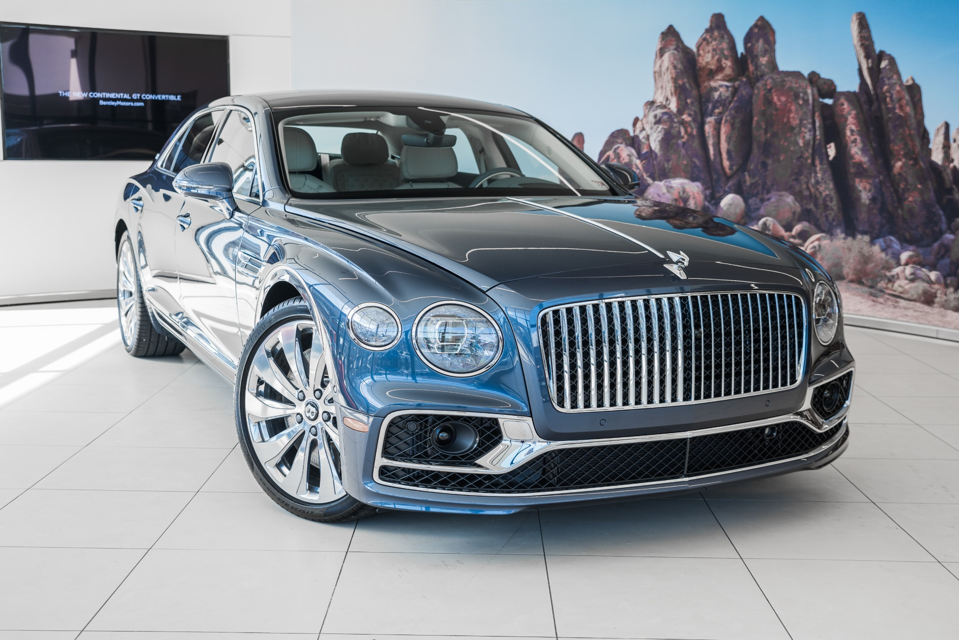 2020 Bentley Flying Spur W12 Stock 20n079821 For Sale Near Vienna Va Va Bentley Dealer For Sale In Vienna Va 20n079821 Exclusive Automotive Group