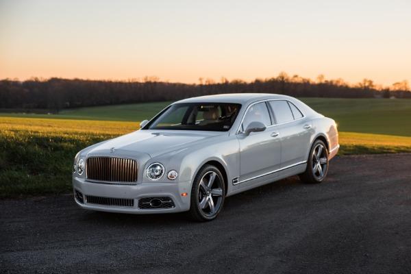 New 2020 Bentley Mulsanne  | Vienna, VA