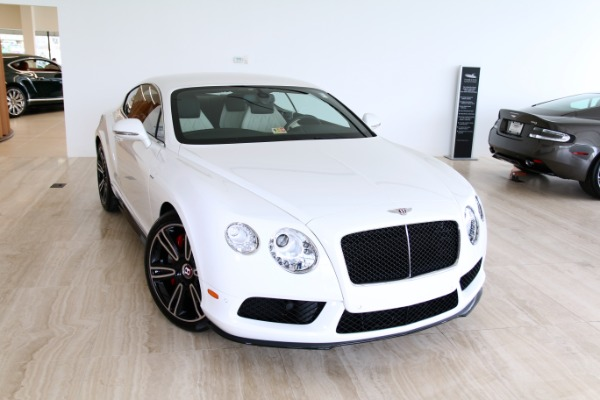 Used 2015 Bentley Continental GT V8 S-Vienna, VA