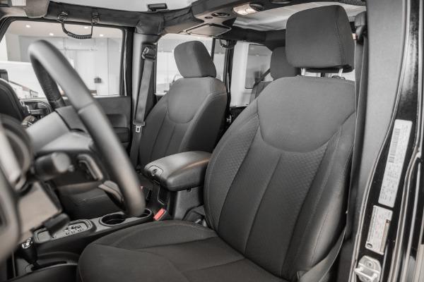 Used 2016 Jeep Wrangler Unlimited  | Vienna, VA