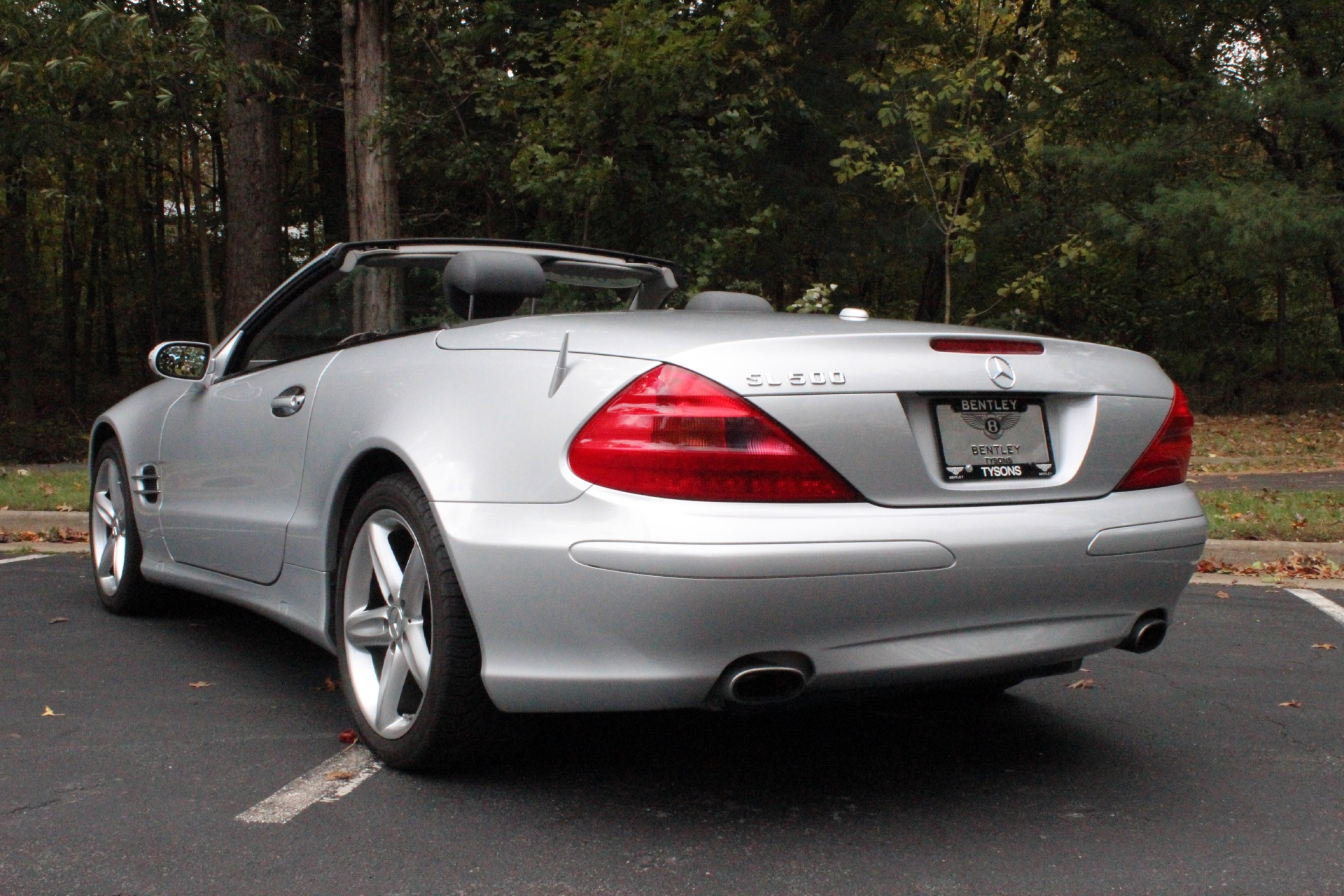2006 mercedes benz sl class stock p111676 for sale near for Mercedes benz sl class
