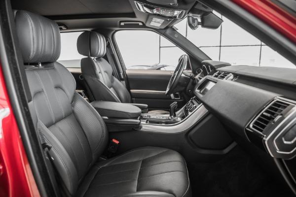 Used 2017 Land Rover Range Rover Sport HSE | Vienna, VA