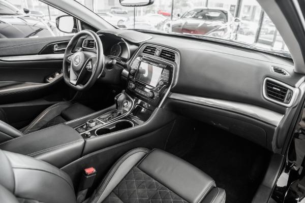 Used 2017 Nissan Maxima  | Vienna, VA