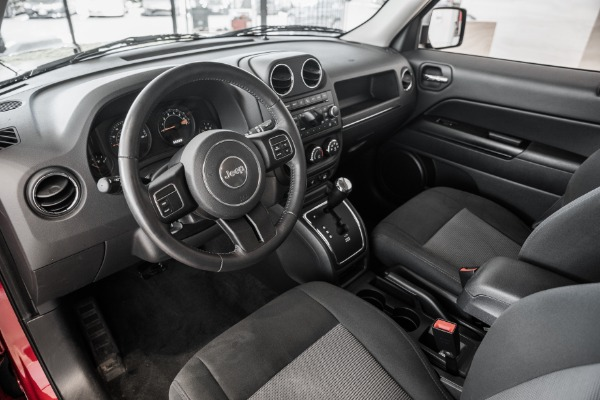 Used 2017 Jeep Patriot Latitude | Vienna, VA