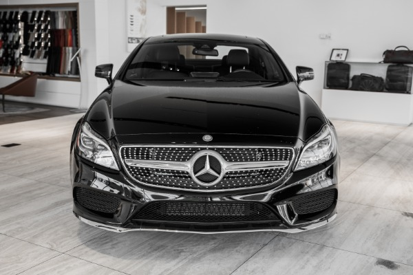 Used 2017 Mercedes-Benz CLS CLS 550 4MATIC | Vienna, VA