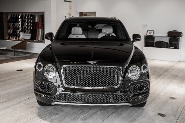 Used 2017 Bentley Bentayga W12 | Vienna, VA