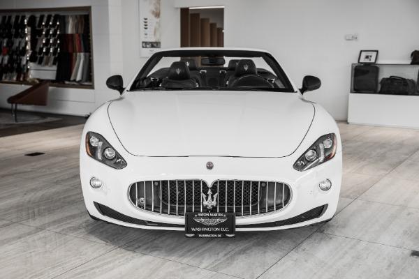 Used 2015 Maserati GranTurismo Convertible    Vienna, VA