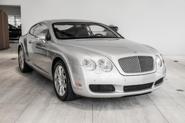Used 2004 Bentley Continental GT Turbo | Vienna, VA