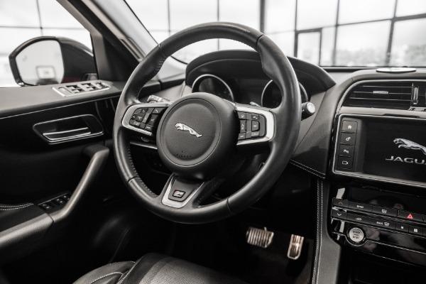 Used 2018 Jaguar F-PACE 35t R-Sport | Vienna, VA