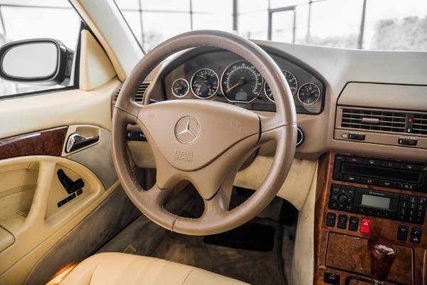 Used 1999 Mercedes-Benz SL-Class SL 500 | Vienna, VA