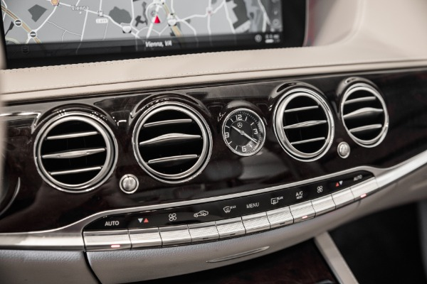 Used 2018 Mercedes-Benz S-Class S 560 | Vienna, VA