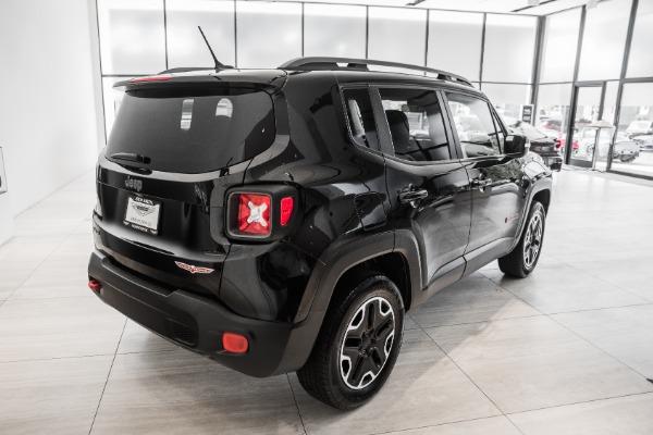 Used 2015 Jeep Renegade Trailhawk   Vienna, VA
