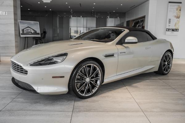 Used 2013 Aston Martin DB9 Volante   Vienna, VA
