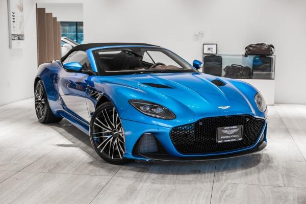 New 2020 Aston Martin DBS-Vienna, VA