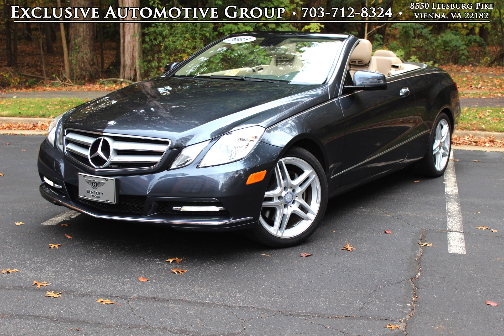 2013 mercedes benz e350 cabriolet stock p208908 for sale for Nearby mercedes benz dealerships
