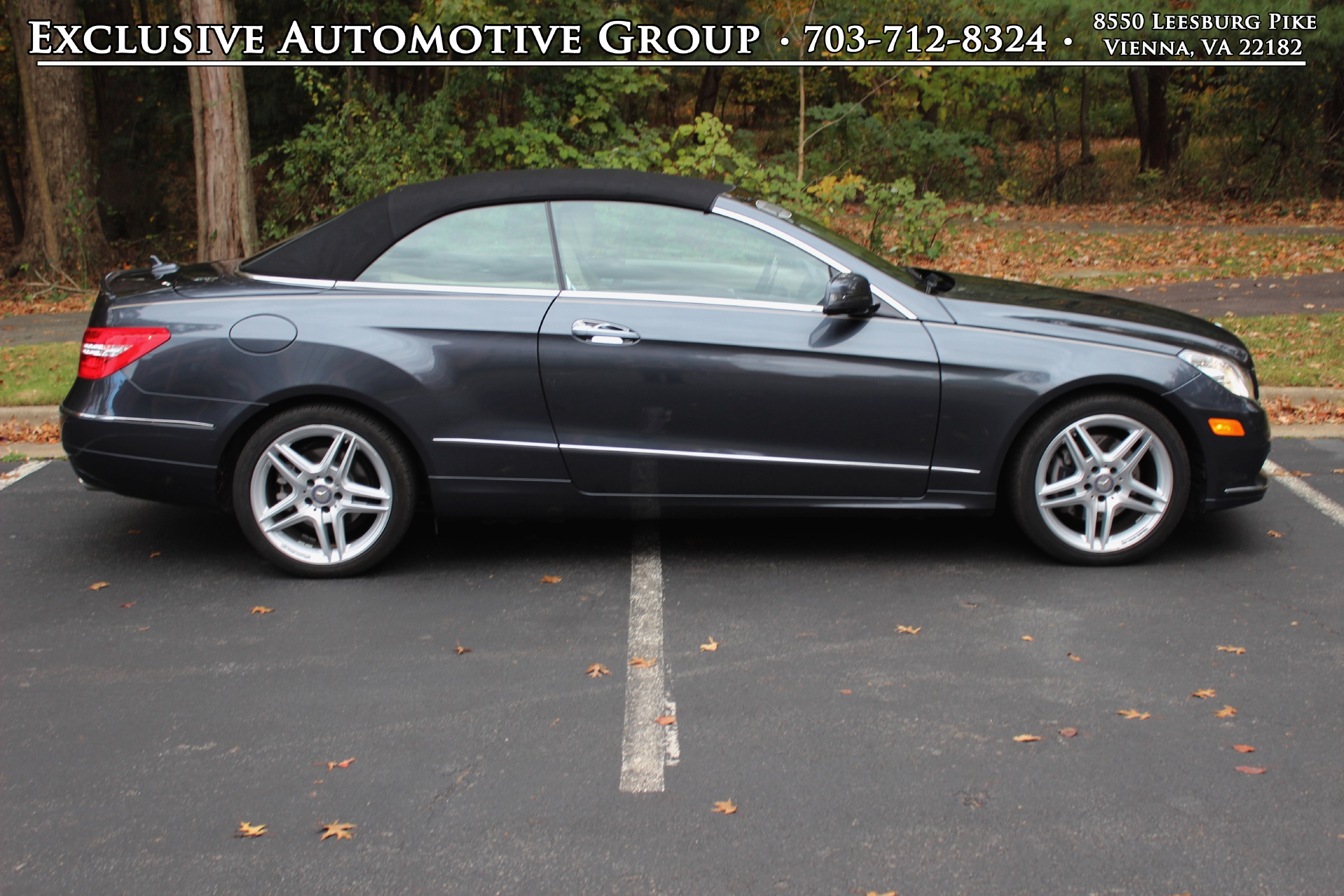 2013 mercedes benz e350 cabriolet stock p208908 for sale for Mercedes benz lynchburg va