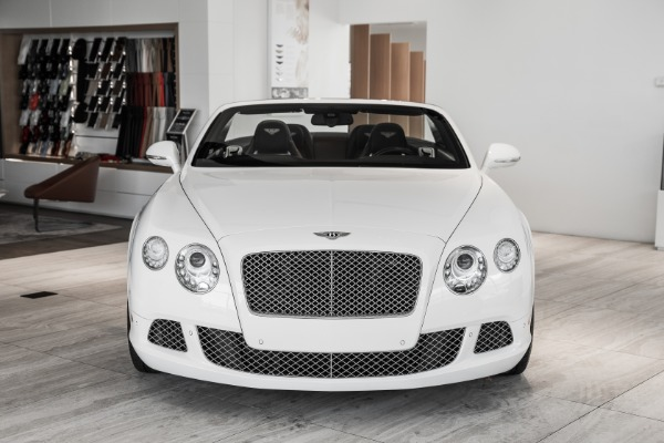 Used 2013 Bentley Continental GT Convertible | Vienna, VA
