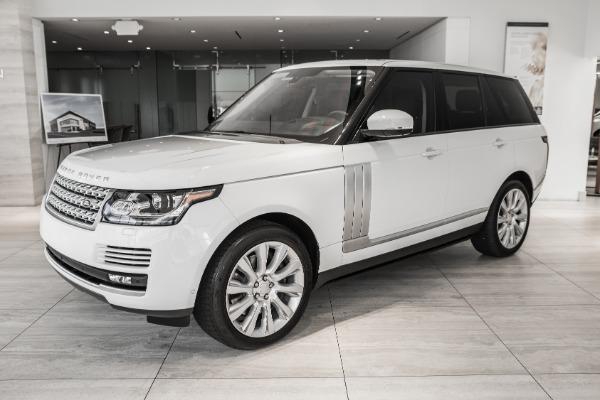 Used 2016 Land Rover Range Rover Supercharged   Vienna, VA