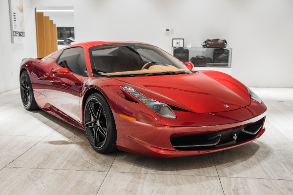 Used 2013 Ferrari 458 Italia  | Vienna, VA