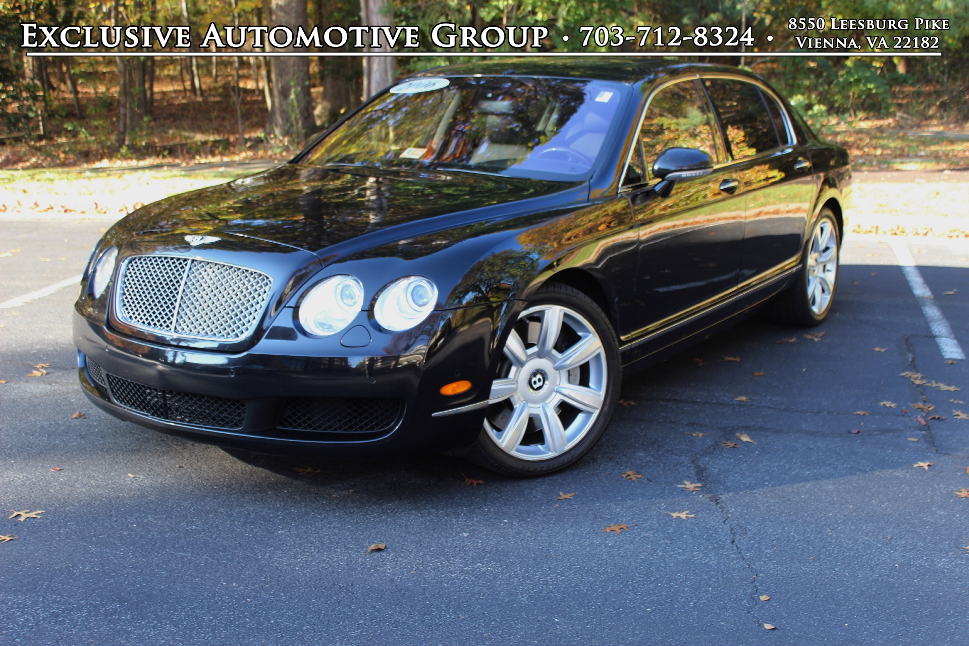 2006 Bentley Continental Flying Spur Stock P for sale near