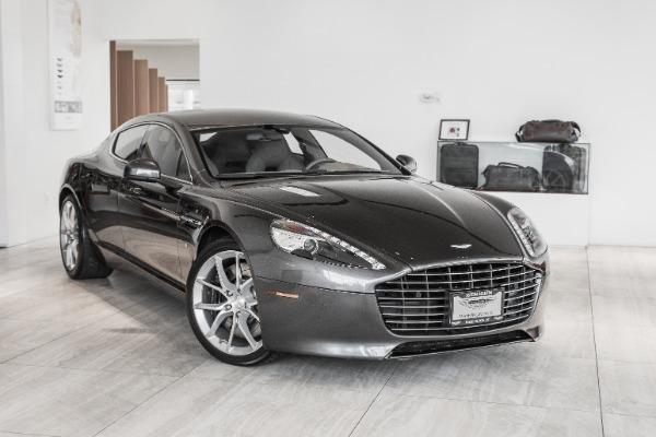 Used 2017 Aston Martin Rapide S    Vienna, VA