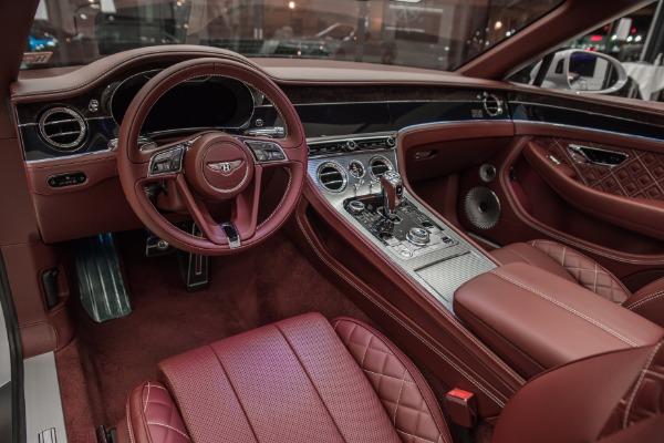 Used 2020 Bentley Continental GT V8 Convertible   Vienna, VA