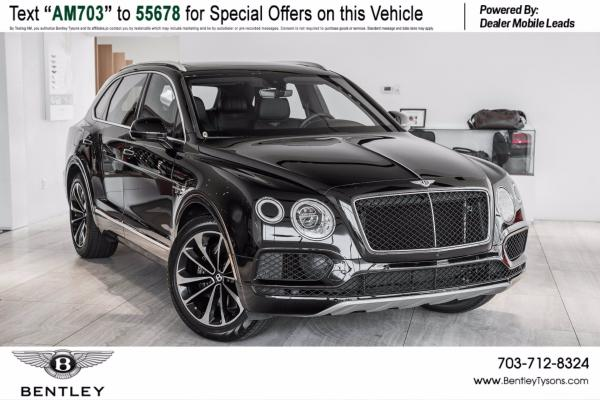 Used 2019 Bentley Bentayga-Vienna, VA