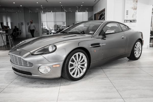 Used 2003 Aston Martin Vanquish    Vienna, VA