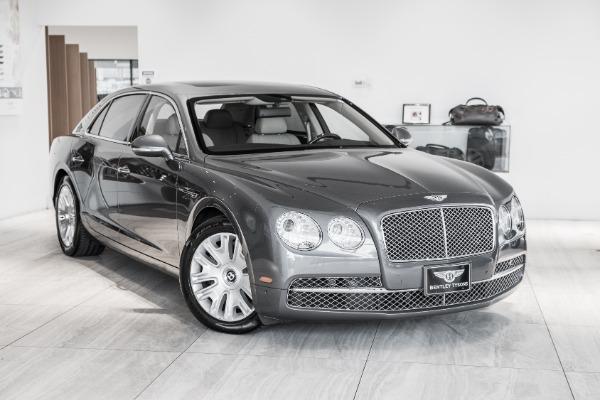2017 Bentley Flying Spur