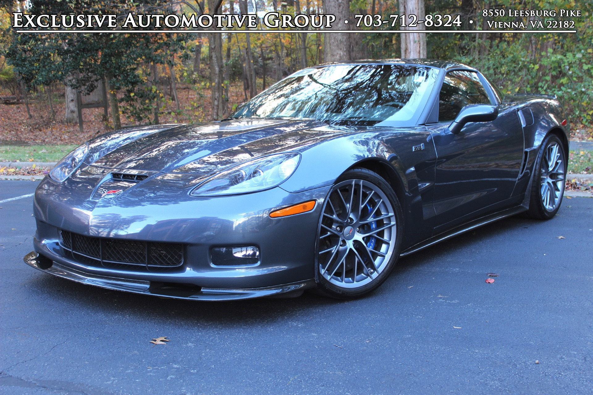 2010 Chevrolet Corvette Zr1 Stock P5800685 For Sale Near Vienna